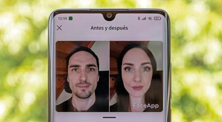 Cómo convertirte en mujer u hombre con la aplicación FaceApp