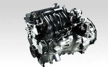 Motor híbrido Honda Sport Hybrid i-DCD