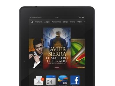 Los nuevos Kindle Fire HDX y Fire HD llegan a España