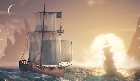 Cursed Sails, la segunda gran actualización gratuita de Sea of Thieves, llega a finales de julio