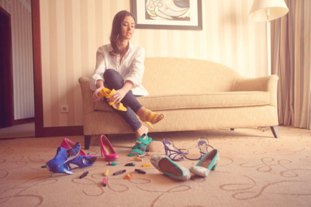 Mossto, el primer zapato con tacón variable creado por mujeres para mujeres