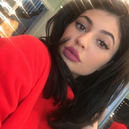 Lip Kit Kylie Valentines 5