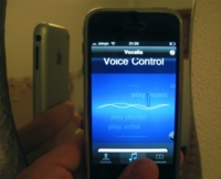 Control de voz en el iPhone Original y 3G <del>de forma no oficial</del>