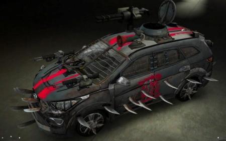 Hyundai creará una SUV para luchar contra los zombies