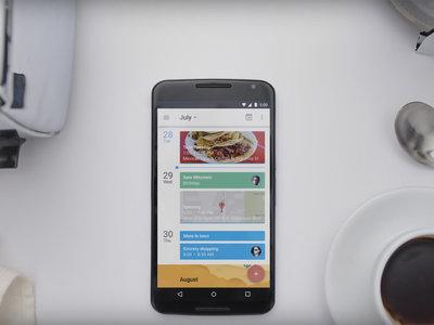 Google Calendar 5.6.2 integra un nuevo widget con vista mensual
