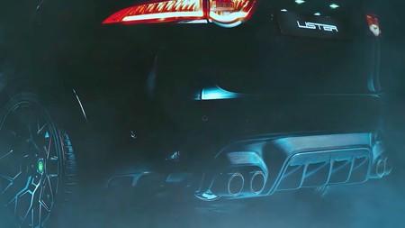 Lister Stealth Jaguar F Pace 2