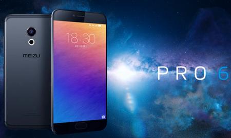 Meizu Pro 6, con 4GB de RAM y cámara de 21 megapixeles, desde España a precio de China: 287 euros