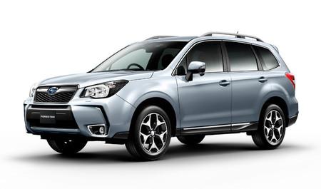 Subaru Forester a la vista, de momento en Japón y en marzo en Europa