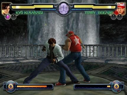 King of Fighters... ¿para Nintendo DS?