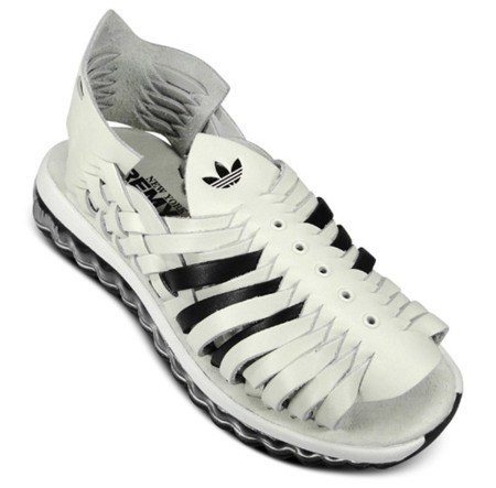 Sandalias Adidas Originals Mega Softcell de Jeremy Scott