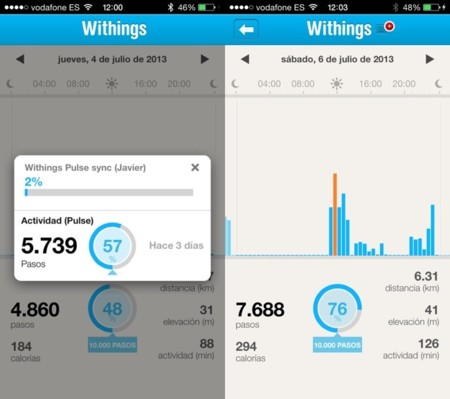 App Withings