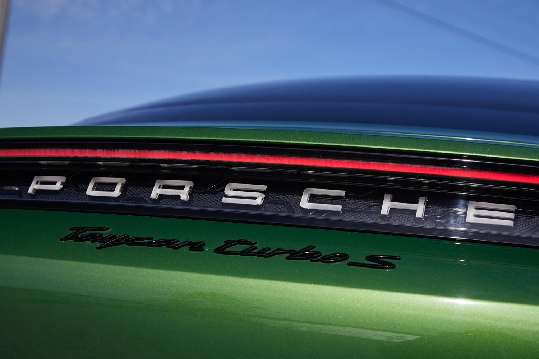 Foto de Porsche Taycan prueba contacto (198/275)