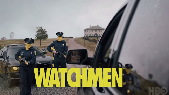 HBO presenta un tráiler con las primeras imágenes del final de 'Juego de tronos' y la serie 'Watchmen'