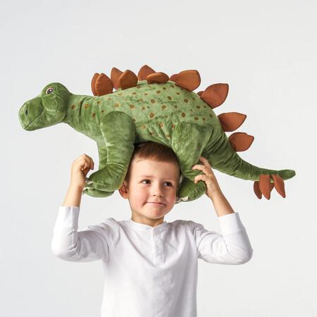 Peluches Dinosaurios Novedades Ikea