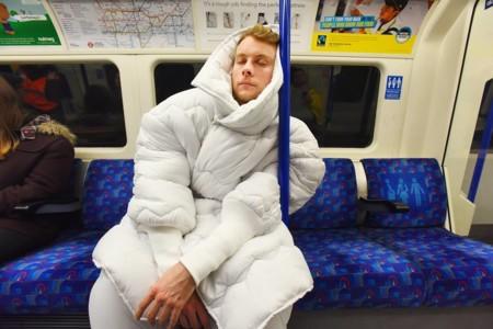 Ande yo caliente, ríase la gente o como disfrutar de un abrigo edredón 24 h al día los 7 días de la semana