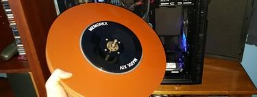 Los monstruosos discos duros del pasado nos hacen poner en perspectiva el milagro de la miniaturización