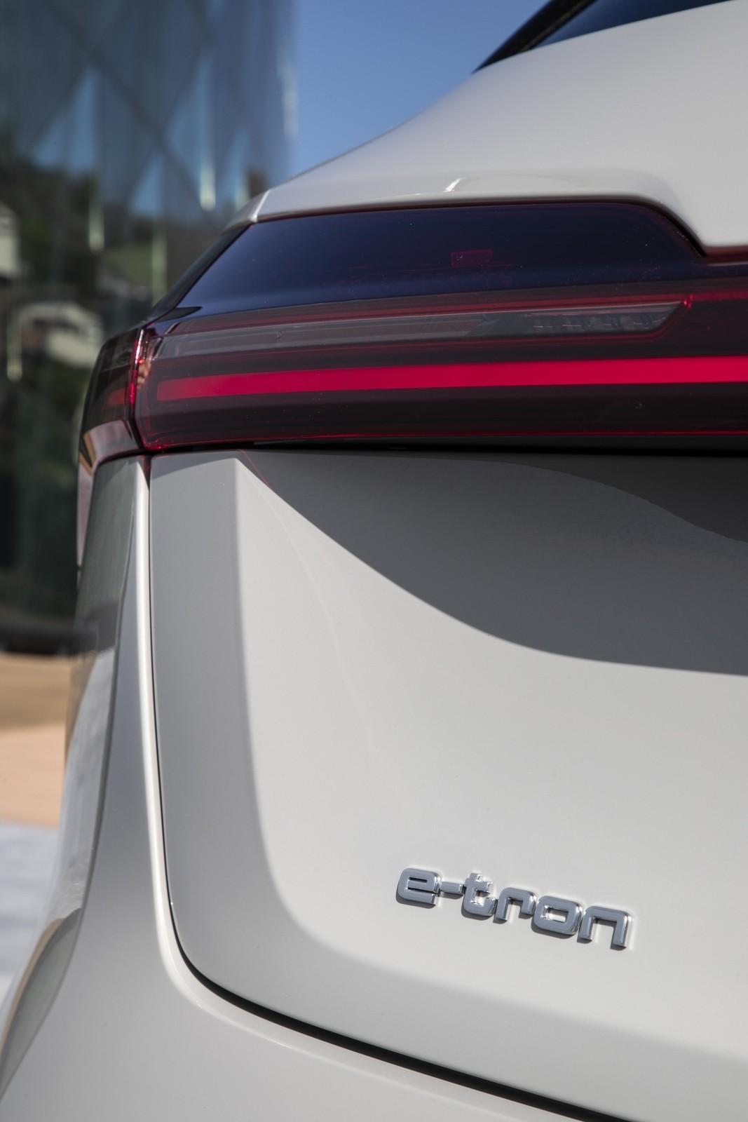 Foto de Audi e-tron (45/111)