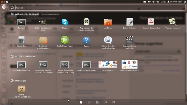 Aplicaciones de Ubuntu