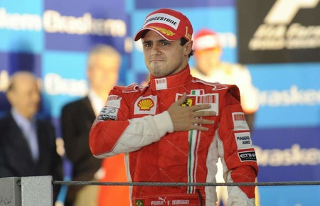 Massa Brasil F1 2008