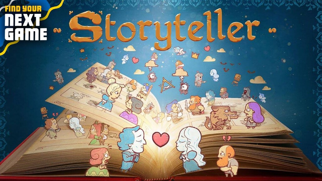 Las historias de Storyteller me han atrapado: he conquistado damiselas o acabado con vampiros en el nuevo acierto de Annapurna