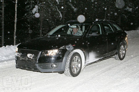 El Audi A4 Allroad estará en el Salón de Ginebra