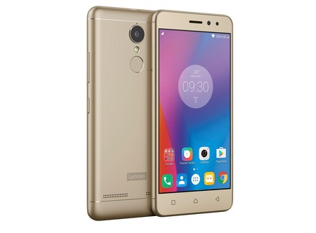 e29f8dc48fe Lenovo K6, llega a México otro smartphone económico, metálico y con ...