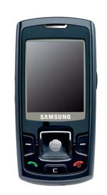 Samsung SGH-P260, otro móvil con Wi-Fi