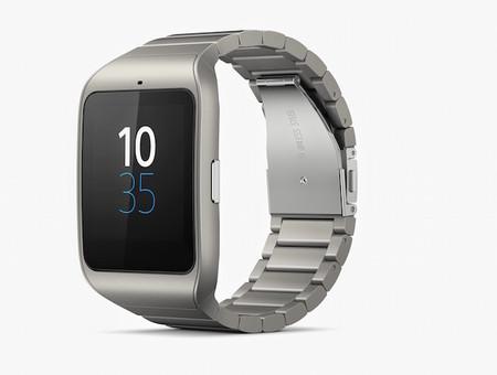Sony SmartWatch 3 ahora apuesta por un cuerpo metálico
