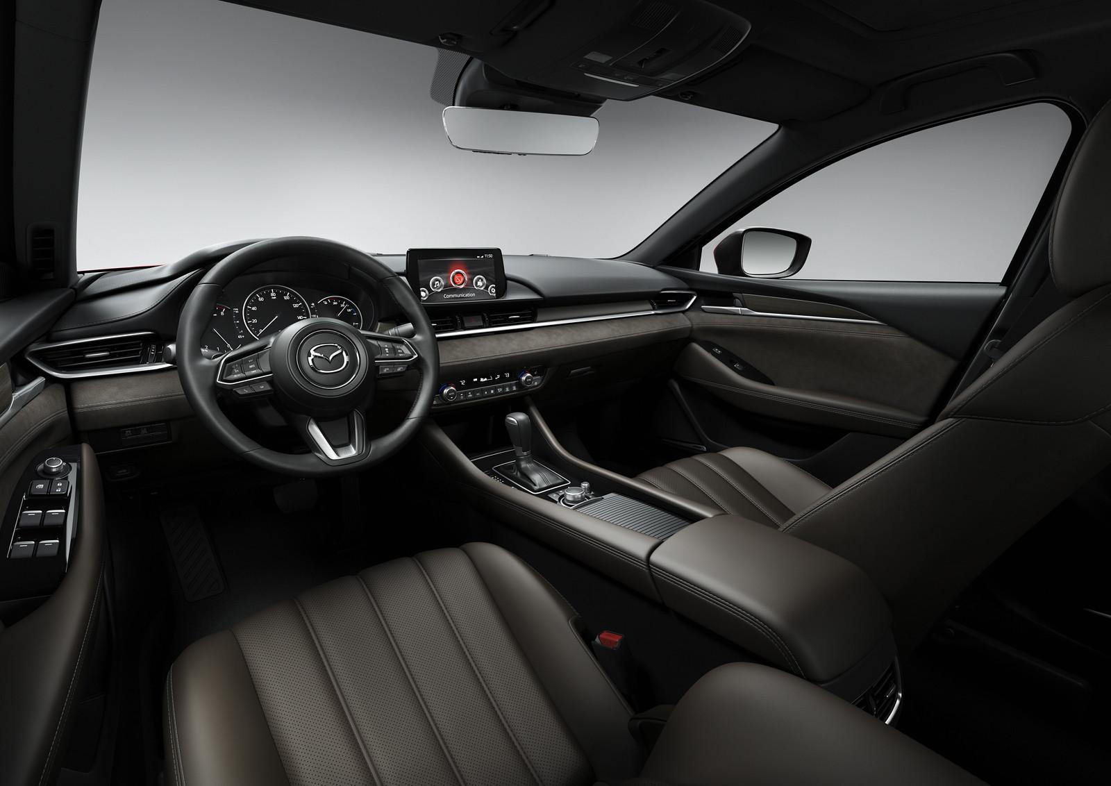 Foto de Mazda 6 2019 (9/13)