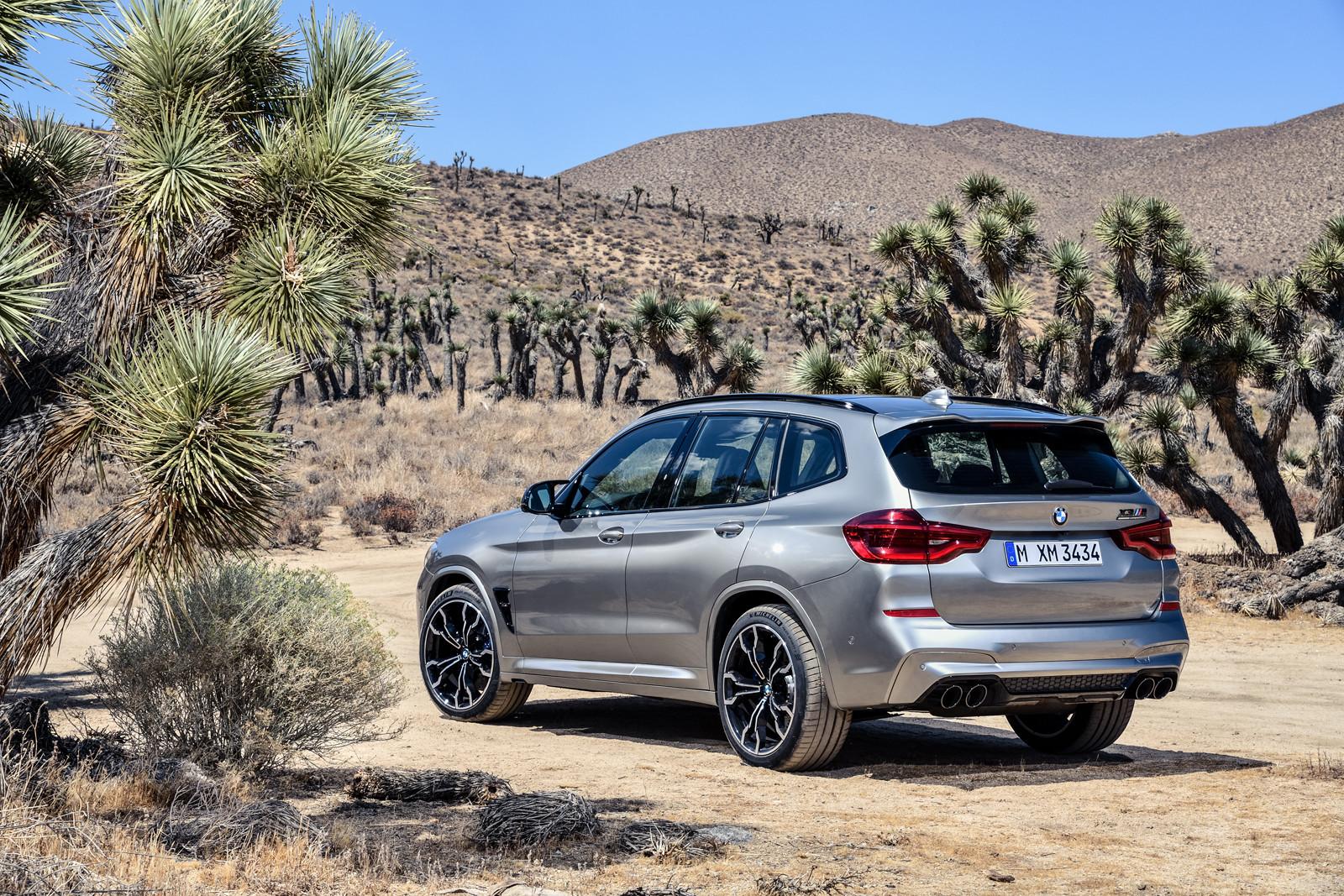 Foto de BMW X3 M 2020 (Presentación) (39/80)