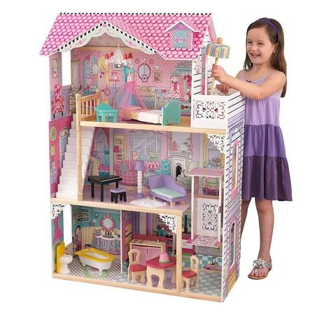 Bajada de precio en la Casa de muñecas Annabelle, ahora por sólo 124,99 euros y envío gratuito