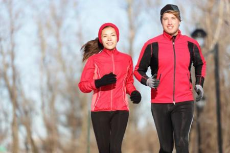 Correr con frío: cosas a tener en cuenta