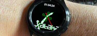 """Cómo crear tus propios """"watchfaces"""" para el Samsung Galaxy Watch 4"""