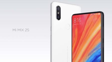 Mi Mix 2s, la renovación del teléfono sin marcos de Xiaomi ahora tiene Snapdragon 845 y doble cámara trasera
