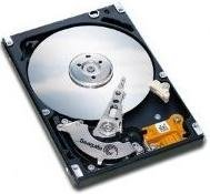 Primer disco duro de 160 GB de grabación perpendicular para portátil