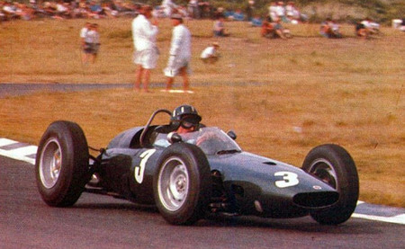 Graham Hill - BRM P57