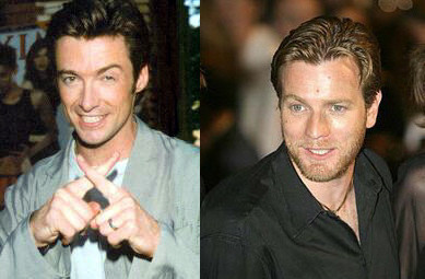 Ewan McGregor se une a Hugh Jackman en 'Deception'