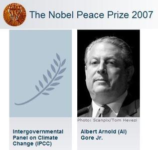 Los últimos Nobel de la Paz son muy económicos