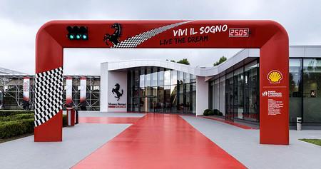 Ferrari cierra sus museos en Italia por el coronavirus
