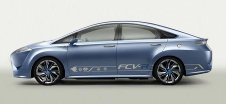 El coche de pila de combustible de Toyota podría verse a finales de año en Tokio
