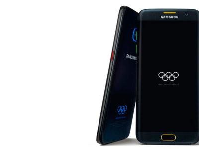 El Galaxy S7 Edge se va de olimpiadas. El desafío será cazarlo