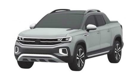 ¡Filtrada! La Volkswagen Tarok va tomando forma y se prepara para conquistar Latinoamérica