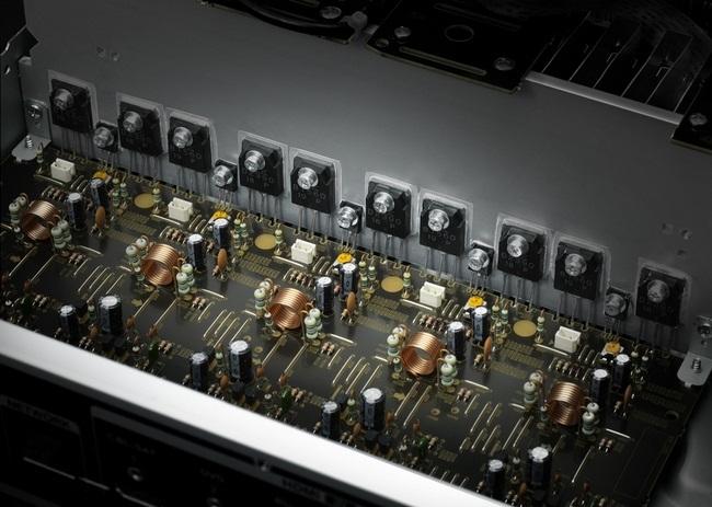 Amplificador potencias