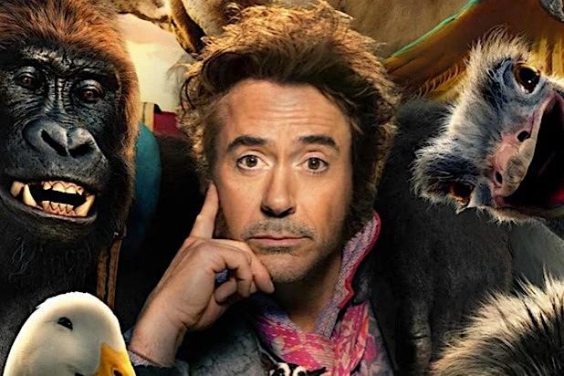 'Las aventuras del Doctor Dolittle' podría perder 100 millones de dólares: nuevo fiasco en taquilla para Universal tras 'Cats'