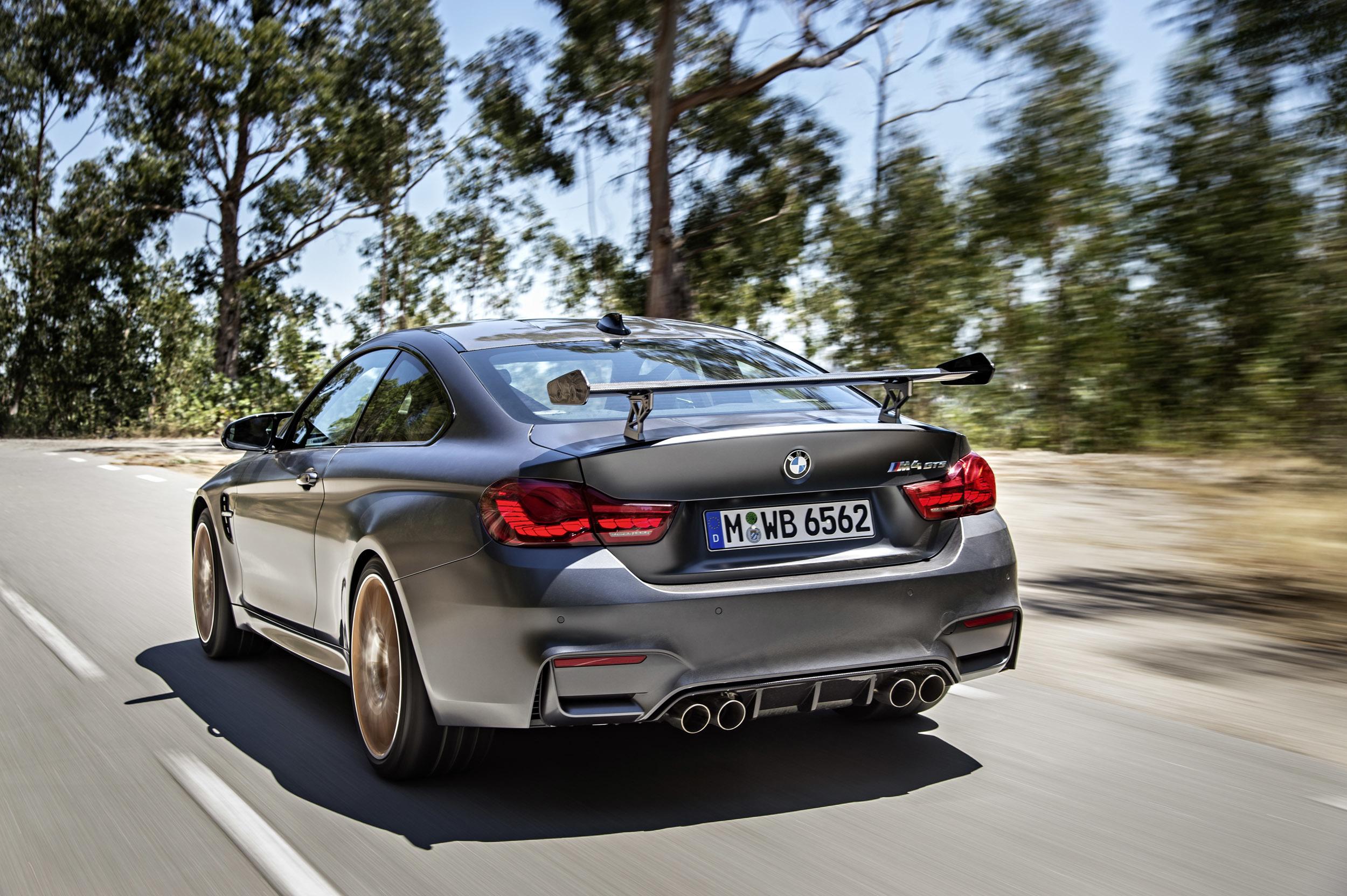 Foto de BMW M4 GTS (29/54)