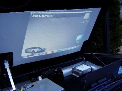 DeLorean Mac Mini, esto no se le ocurrió a Doc...