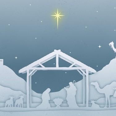 Villancicos de Navidad para niños: Regocijad, Jesús nació