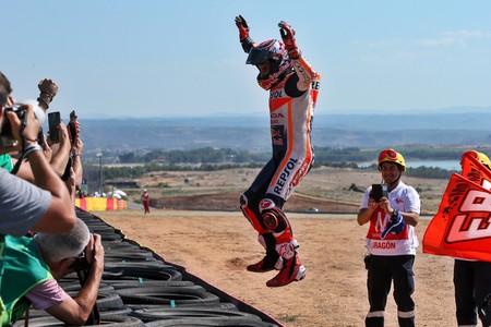 Marc Marquez Motogp Aragon 2017