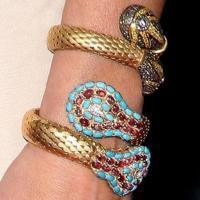 Las joyas más espectaculares de los Globos de Oro 2009