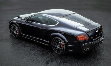 Onyx Concept Bentley GTX
